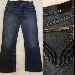 Armani exchange jeans size 2 women's denim pant